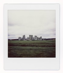 (moS.nap) Tags: fujifilm instax instaxsq6 analog travel photography stonehenge britain uk lamdscape square
