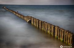 Horizont, erreichbar wie der Regenbogen! (john_berg5) Tags: minimalismus horizont see wasser baltic sea ostsee long exposure longexposure ndfilter