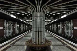 U-Bahnhof Niendorf-Nord