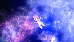 Felle, the Grimalkin Mage (Arthoniel) Tags: fel grimalkin sio2 cat kitten kitty bjd balljointeddoll ooak nomyens faceup bodyblush star galaxy cosmic doll