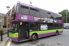 IPSWICH 31 YR61RPY IPSWICH 200818 (David Beardmore) Tags: yr61rpy scania n230ud metrodekka doubledeckerbus ipswichbuses ipswich metroline