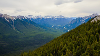 Sulphur Mountain Viewpoint