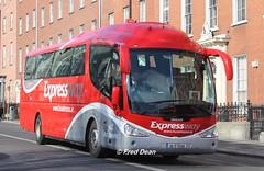 Bus Eireann SP94 (08D15588). (Fred Dean Jnr) Tags: dublin march2015 buseireann scania irizar pb sp94 08d15588 parnellsquareeastdublin
