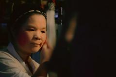 粉 powder (Chez C.) Tags: chineseopera 戲班 performance backstage culture chineseculture hongkong 香港 盂蘭節 神功戲 演員 performers artists