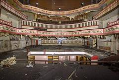 Old Theatre 2018 (scrappy nw) Tags: abandoned scrappynw scrappy derelict decay forgotten rotten canon canon750d cinema theatre urbex ue urbanexploration urbanexploring uk interesting ornate grand