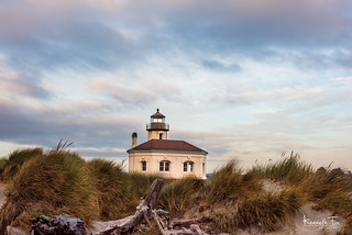 Coquille River Light 1 Oregon