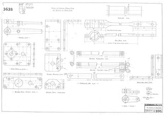I895 WI sand gear details