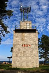 Abandoned Soviet Outpost, Vergi, Estonia (flyingaxel) Tags: vergi estonia travel estland 1984 military soviet estonian border abandoned