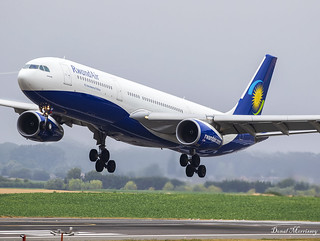 RwandAir A330-300 9XR-WP