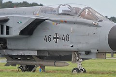 (scobie56) Tags: 4648 panavia tornado ecr tlg51 immelmann schleswig jagel luftwaffe etns raf lossiemouth moray scotland exercise joint warrior harmmissile
