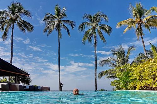 Like a floating coconut (explored)