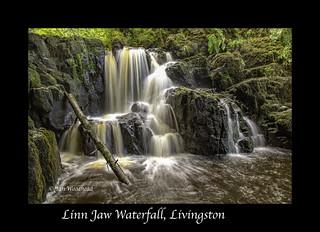 Lin Jaw Waterfall
