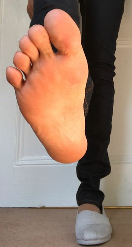 Fetish guy shoes