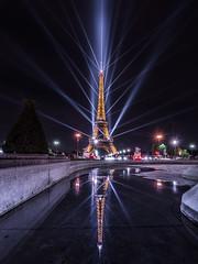 LA TOUR EIFFEL (WilsonAxpe) Tags: paris tour eiffel france night nightscape