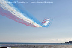 0816 Reds Arrival (photozone72) Tags: jersey airshows aircraft airshow aviation redarrows reds redwhiteblue raf rafat canon canon80d 80d 24105mmf4l canon24105f4l