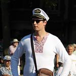 Faces of Toronto: wearing a Ukrainian navy (??) hat thumbnail