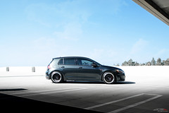 VW GTI w/ Ace Flowform AFF04 18x8.5 (ACEALLOYWHEEL/AMF FORGED) Tags: volkswagen gti volkswagengti mk7 mkvii vwgti acealloywheels aceflowform aff04 europeansociety eurocars cars automotive automotivephotography carswithoutlimits rims wheels stance lowered