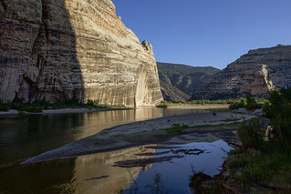 Cryptic Confluence of the Green and Yampa