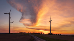 one sunset, the first point of view (Stefan A. Schmidt) Tags: anröchte deutschland de sunset germany