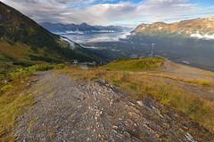 Turnagaim Arm View (Dave K_) Tags: mountains alaska skiresort