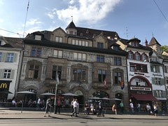 Shops and Streets - Basel, Switzerland - September 2018 (firehouse.ie) Tags: