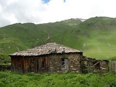Georgia (LopazV) Tags: urbex urbanexploration abandoned house mountains georgia ushguli