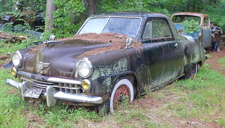 Studebaker Business Coupe 1947 13.6.2018 1929