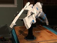 LEGO - SHIPtember 2018 - WIP (k9iug) Tags: homeworld legohomeworld legospace legoshiptember shiptember shiptember2018