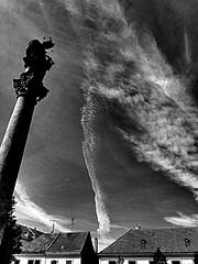 Valtice | Czech Republic (maryduniants) Tags: saint clouds morava czechrepublic valtice blackandwhite