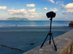 Camera (DSLR) and tripod at the beach (phuong.sg@gmail.com) Tags: active asia background beach beautiful black camera carefree dslr equipment film freedom girl hand happy joy landscape male man nature ocean outdoors person photography sea shoot silhouette sky summer sunlight sunset technology travel tripod tropical vacation video videographer vietnam water white woman young