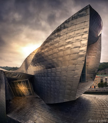 Guggenheim Museum (dleiva) Tags: museo guggenheim bilbao eskadi euskalerria vizkaya vizkaia spain españa paisvasco arquitectura frankgehry