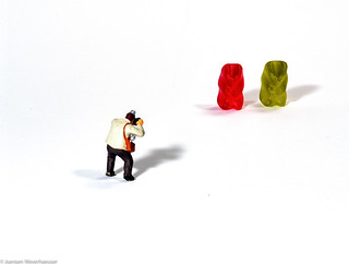 Tiny people - Making of Mini In minimalism