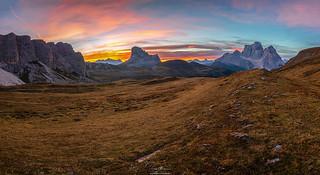 Dolomiti Sunrise