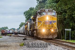 UP 5828 | GE AC44CWCTE | UP Memphis Subdivision