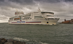 365/261 Pont-Aven (Romeo Mike Charlie) Tags: pontaven ship portsmouth ferry brittanyferries