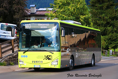 SAD Bolzano - Crossway Le euro 6 (Riccardo Borlenghi) Tags: irisbus iveco bus crossway low entry euro 6 sudtirol public transport autobus corriera trasporto pubblico zf ecolife vigo di fassa vich