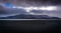 Askja volcano (nordanheidar) Tags: iceland mountains caldera volcano clouds cloudscape sand lake desert highlands wilderness nature vatnajökull national park