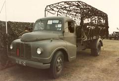 Austin Loadstar 69BD40, Duxford Military Vehicle Rally 1980s (Richard.Crockett 64) Tags: austin loadstar truck lorry militaryvehicle britisharmy 69bd40 militaryvehiclerally duxford airfield cambridgeshire 1980s