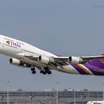 Thai Airways Boeing 747-4D7 HS-TGZ thumbnail