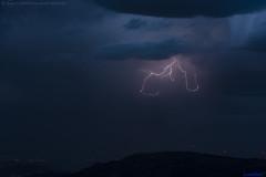 2018.08.27 - 203712 (NIKON D7200) [Montemuro - São Cristóvão] (Nuno F. C. Batista) Tags: nuvens montemuro sãocristovão portugal lusoskies lightning relâmpago thunderstorm trovoada storm night sky nikon severe weather storms photography skies portuguese meteorology cumulunimbus d7200 resende céu norte douro
