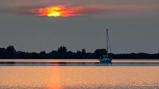 Grevelingen Sunset