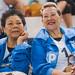 (2018.08.30) Jogos adaptados, Vôlei Feminino, Categoria 70 anos