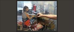 PINTURA-PINTANDO-PROCESO-PINCEL-PALETINA-PINTAR-INTERIORES-PERSONAJES-DIBUJAR-ESTRUCTURA-MANCHAR-TALLER-JOYERIA-FOTOS-PINTANDO-ARTISTA-PINTOR-ERNEST DESCALS (Ernest Descals) Tags: taller joyas joyeria tallers talleres artesania artesanos art arte artwork artesanas joies mujer woman women dones dona personaje personajes characters personatges manresa barcelona catalunya catalonia cataluña locales luz profundidad interior interiors interiores trabajo trabajar working work pintura herramientas pinturas cuadro cuadros quadres pintures pintar pintando paintant pintor pintors pintores painter paint painters pictures painting paintings proceso process artistes artistas jewelry jewelery jeweler plastica plasticos estructura dibujo dibujar draw pinceles paletinas movimiento energia estudio habitat ernestdescals