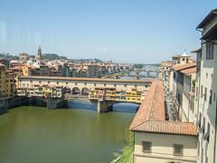 Ponte Vecchio (MikeAncient) Tags: italia italy firenze florence tuscany toscana pontevecchio landscape landscapephotography maisema maisemakuva maisemakuvaus architecture arkkitehtuuri geotagged