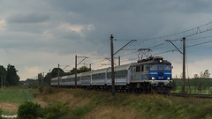 EP07-381 (Kolejarz00) Tags: train pkpic marcelewo eu07 ep07 303e hcp