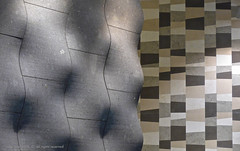 Tile surfaces (Luigi Sani) Tags: ceramiche design milano fiera piastrelle tiles superfice surface arredo interiordecor