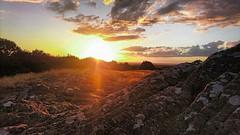 Coucher de soleil sur les hauteurs de la forêt de brocéliande. (un lieu une photo JM.Photographie) Tags: coucherdesoleil countyside sky sunvision sunset sunrise bretagne bretagnetourisme landscapephotography naturephotography brocéliande
