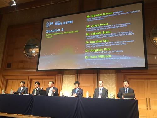 3ª – Tókio, Japão, 5G MF,  24-25 de maio de 2017