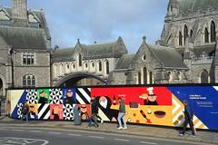Christ Church Cathedral - Dublino (SergioBarbieri) Tags: cattedraledichristchurch dublino irlanda