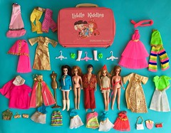 More Dawn (Retro Mama69) Tags: vintage doll dawn toppper toys 1970
